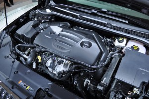 Buick Verano Turbo Engine